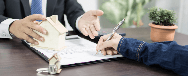 meeting with a mortgage lender